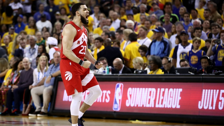 Raptors make NBA history after dethroning Warriors