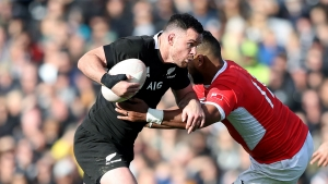 Hansen explains decision for All Blacks to finish Tonga thrashing with 14 men
