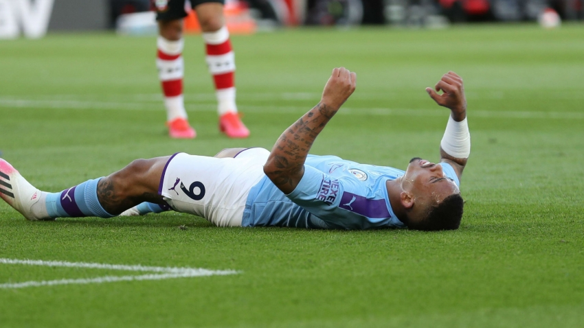 Jesus woes, missing Aguero - An Opta look at Man City's misfiring attack