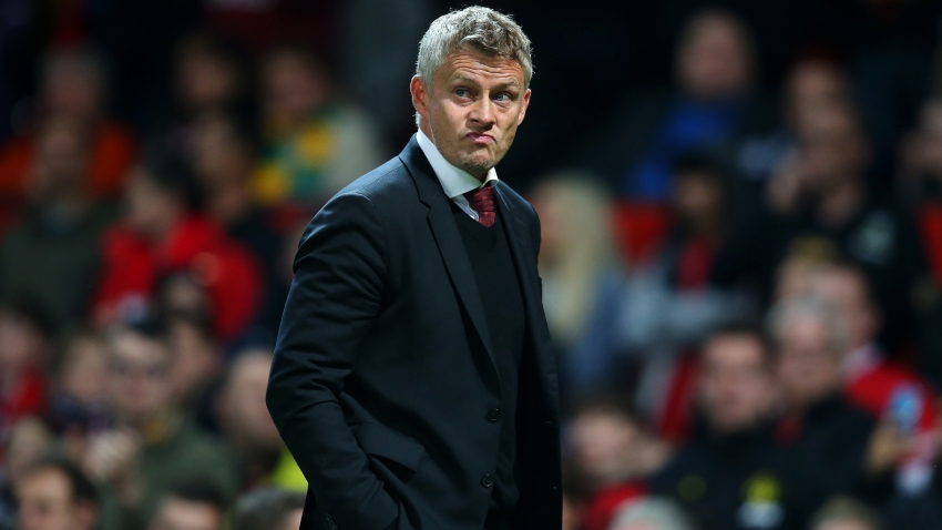Solskjaer vows no repeat of Man Utd's 'capitulation' at Everton