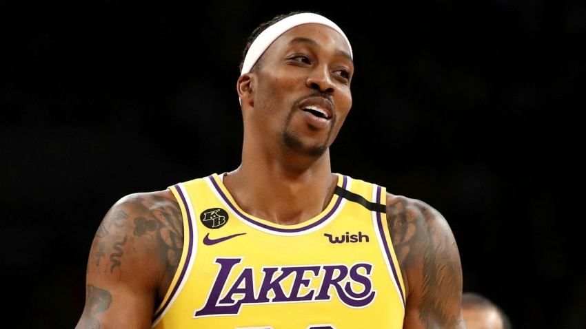 Dwight Howard leaves NBA champions Lakers for 76ers, Clippers' Harrell in cross-town switch