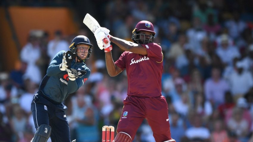 Maximum! West Indies break record for number of sixes in an ODI innings