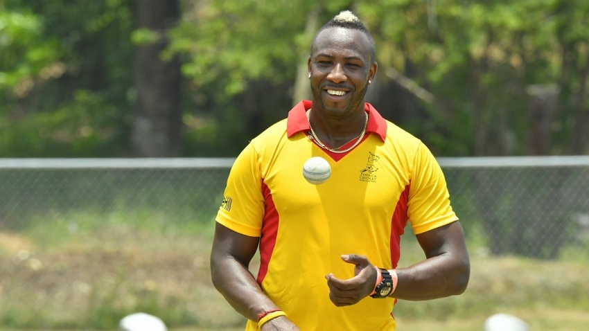 Andre Russell fit and ready to battle for World Cup trophy