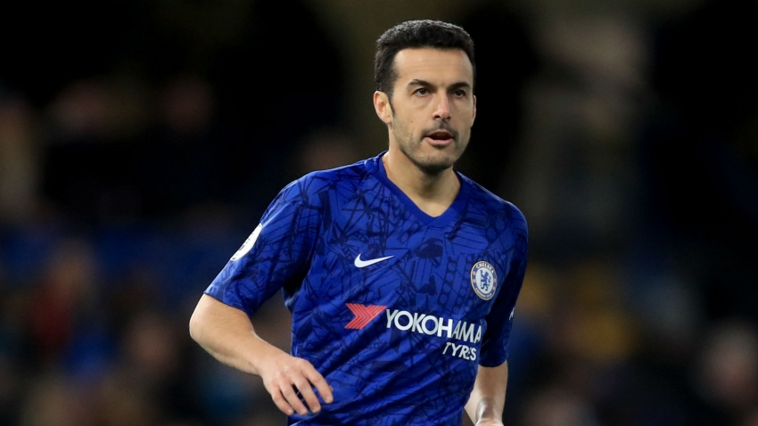 Pedro says farewell to Chelsea ahead of expected Roma move