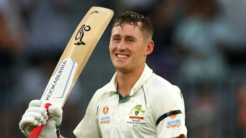 Labuschagne puts glut of runs down to 'riding the wave'
