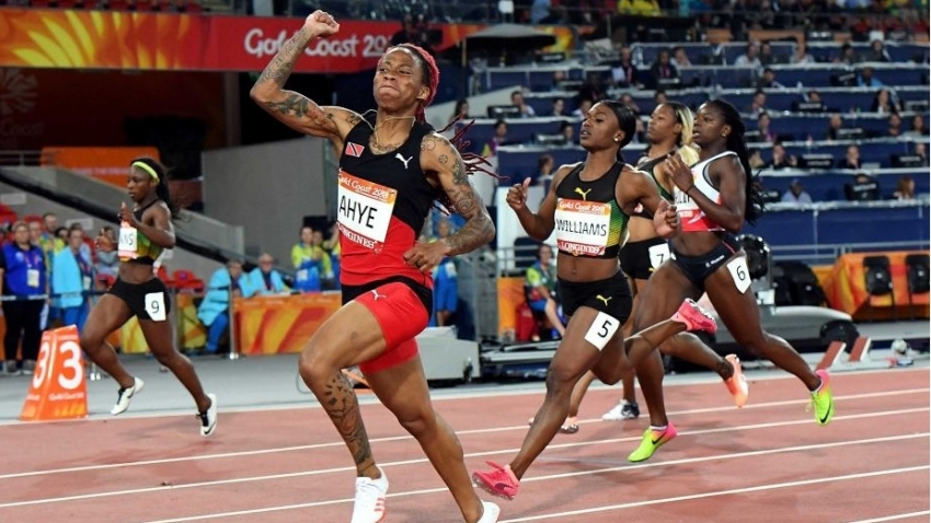 Commonwealth Games 100m champ, Michelle-lee Ahye suspended for anti-doping violation