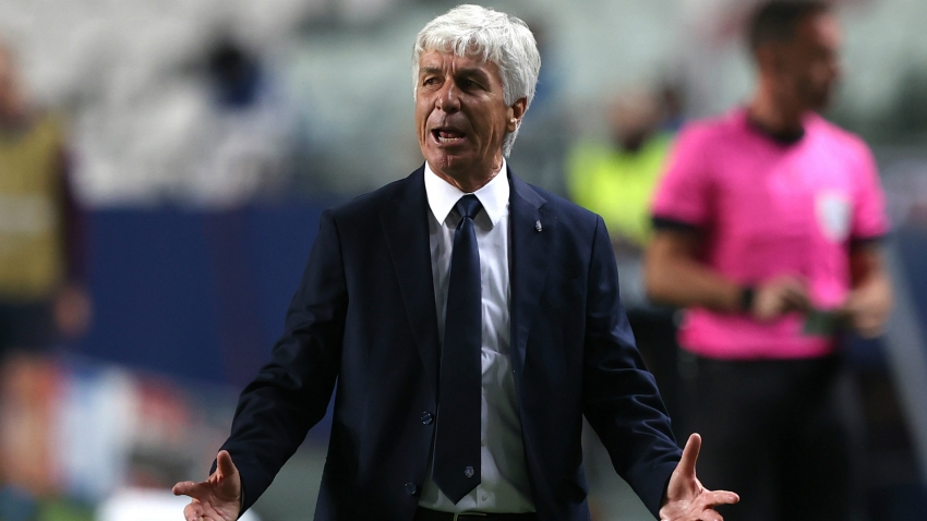 Gasperini upbeat despite Atalanta heartbreak: Our president targets Serie A safety every year