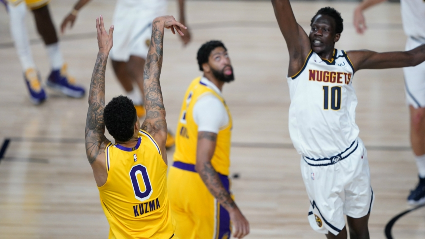 'Jesus could be in front of me and I'd probably still shoot' – Kuzma on game-winning shot