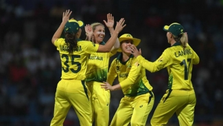 Australia thrash West Indies to reach World T20 final