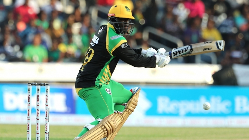 Kennar Lewis to temporarily replace Xavier Marshall in Tallawahs squad