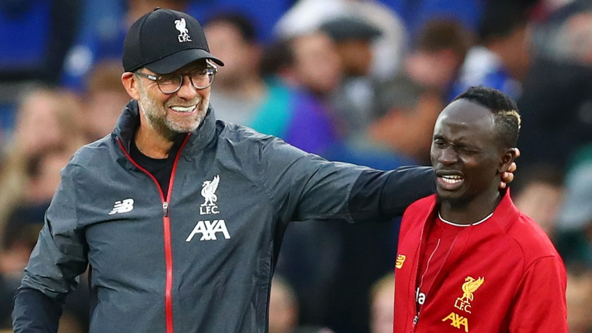 Liverpool's Mane: I didn't know Premier League winners got medals