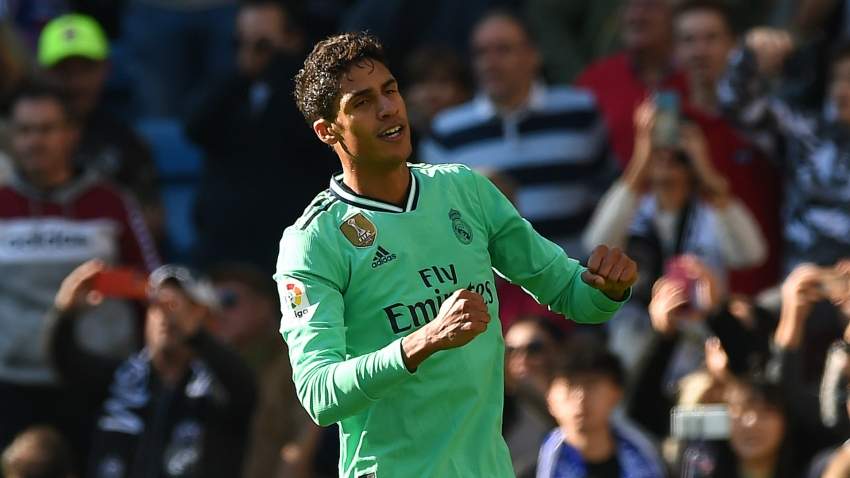 Real Madrid 2-0 Espanyol: Zidane's men march on despite Mendy dismissal