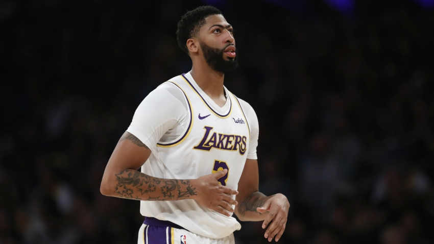 'He can do it all', 'one for the ages' - LeBron and Lakers laud dominant Davis