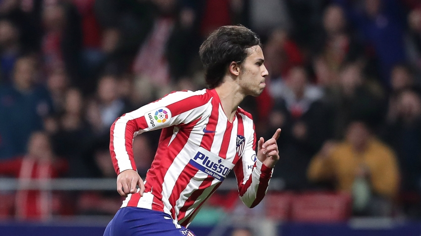 Atletico Madrid 3-1 Villarreal: Joao Felix scores on return from injury