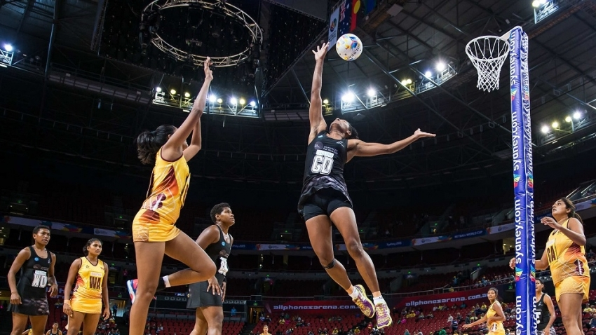 Netball could be added to 2022 CAC Games