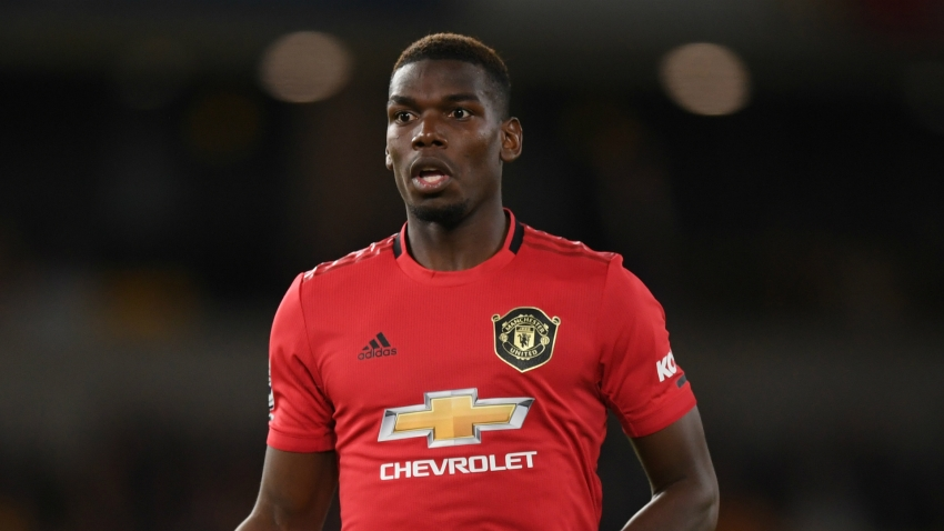 Manchester United 'disgusted' by racial abuse of Paul Pogba