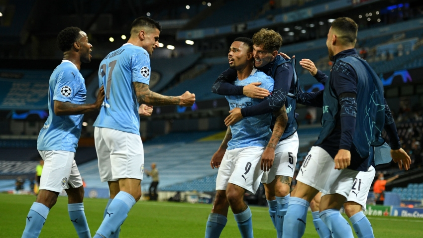 Manchester City 2-1 Real Madrid (4-2 agg): Sterling, Jesus seal quarter-final spot
