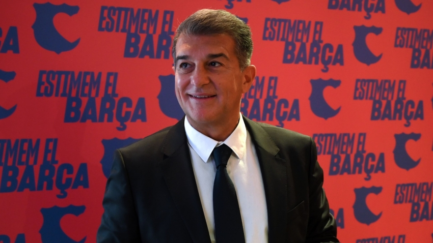 BREAKING NEWS: Laporta elected as Barcelona's new president