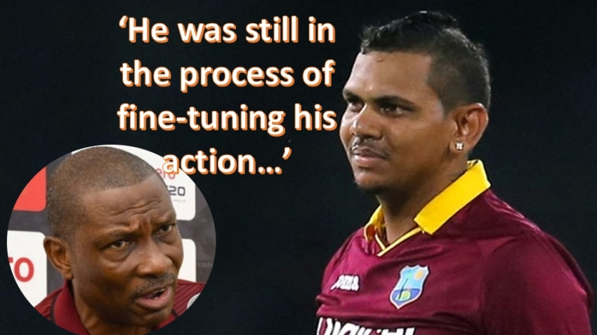 Mystery surrounds return date of spinner Narine to international cricket