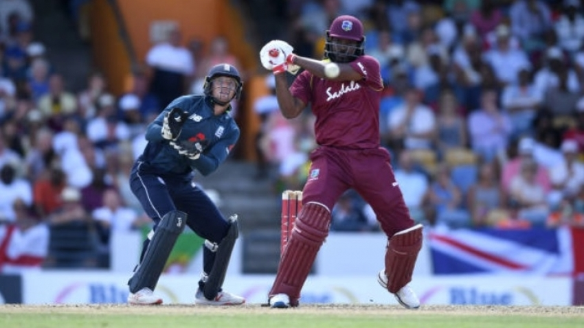 Gayle smashes 24th century as Windies put on 360