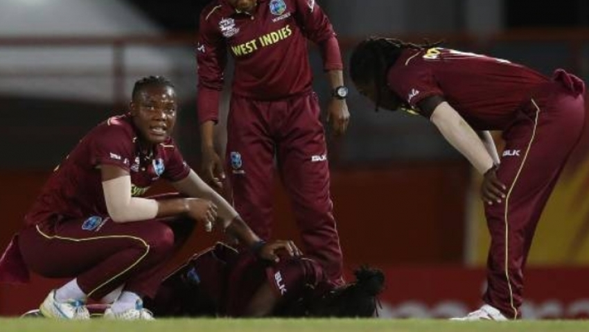 Windies Women's skipper Taylor motivated by injury scare