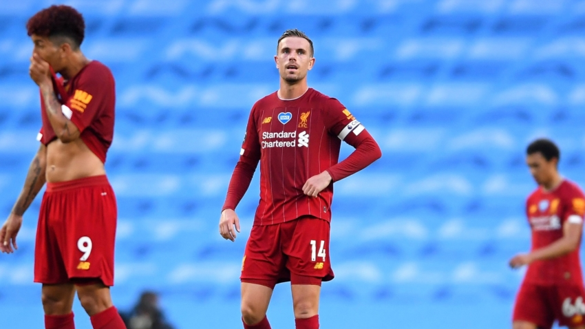 Henderson will not let injury detract from 'incredible' Liverpool season