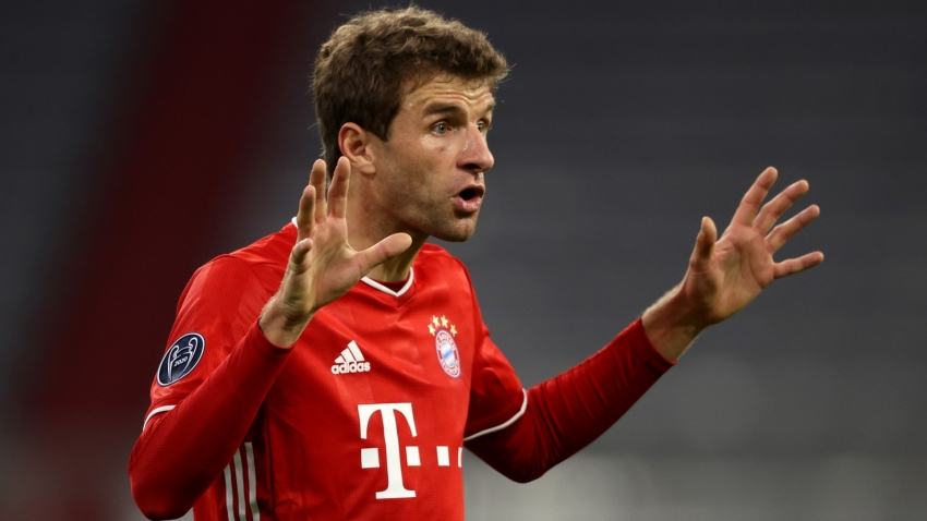Muller on potential Germany recall: Everyone can see I'm in good shape!