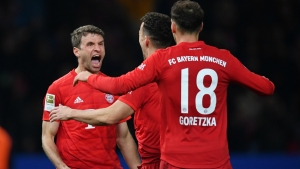 Not every team wins 4-0 in Berlin! Flick lauds Bayern for ruthless display