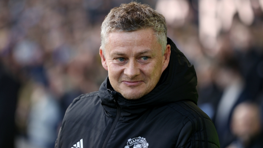 Solskjaer: I don't need praise for Man Utd turnaround