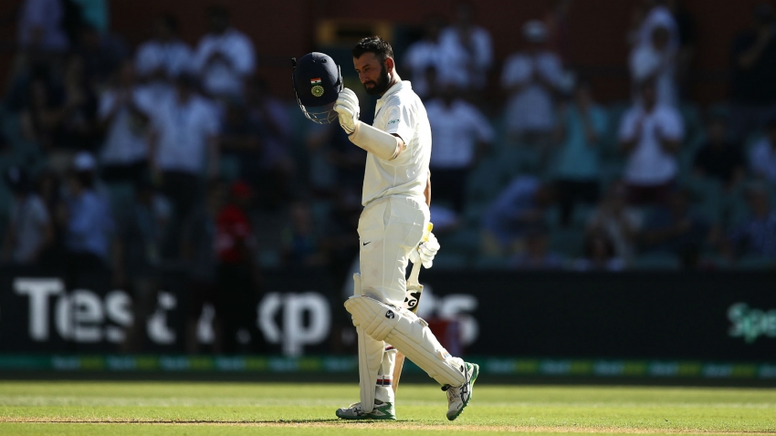 Centurion Pujara shouldered burden in India rescue act