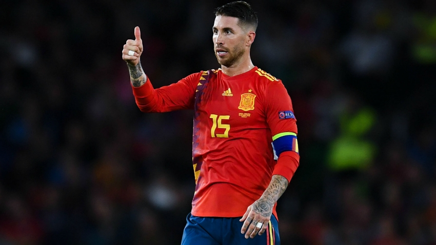 Sergio Ramos would not refuse Olympic Games call