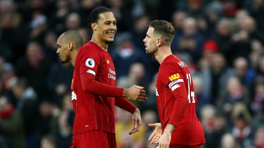 Liverpool have to give Van Dijk a team challenging for honours on return - Henderson