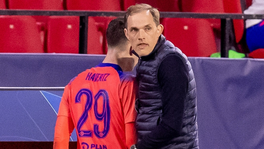 Chelsea boss Tuchel explains Havertz and Werner subs: They didn't have their best day