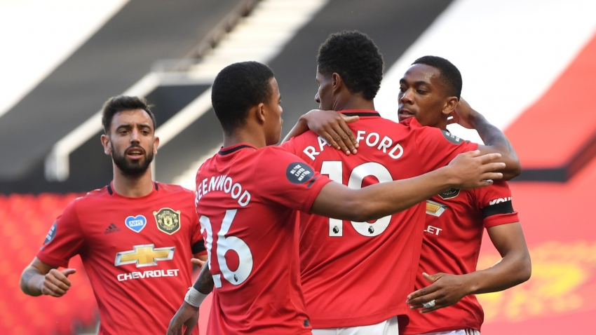 It's beautiful, they make me enjoy football – Pogba thrilled by Fernandes and Man Utd forwards