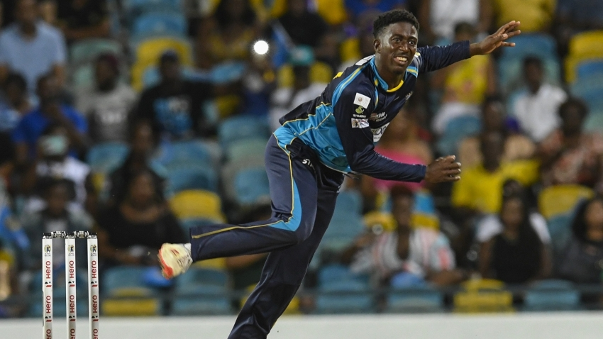 Hayden Walsh Jr. relishing more CPL experience