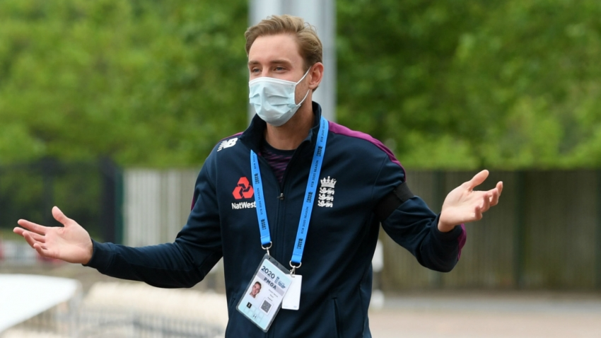 Broad 'frustrated, angry and gutted' over England omission