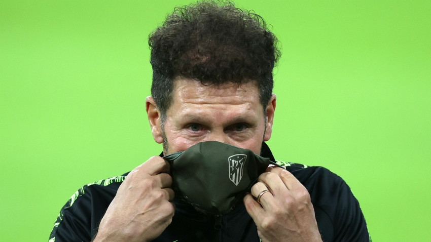 Atleti boss Simeone slips comfortably back into underdog role for Bayern showdown