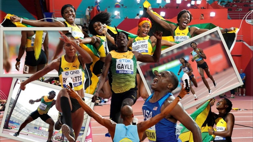 IAAF president dubs post-Bolt World Champs the best in history