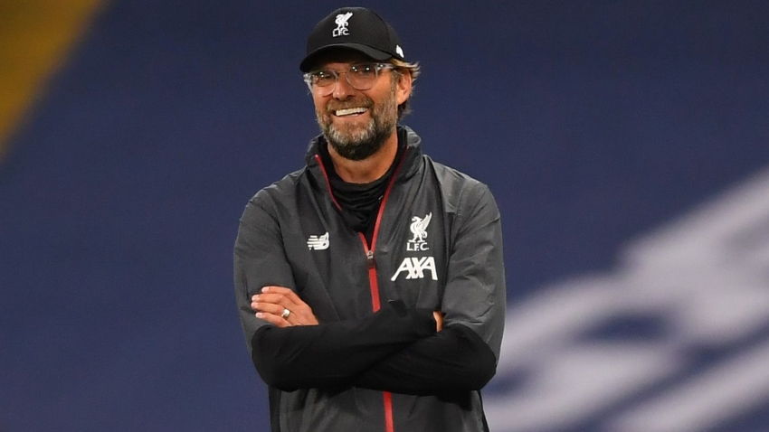 Liverpool youngsters can have 'beautiful' futures, says Klopp