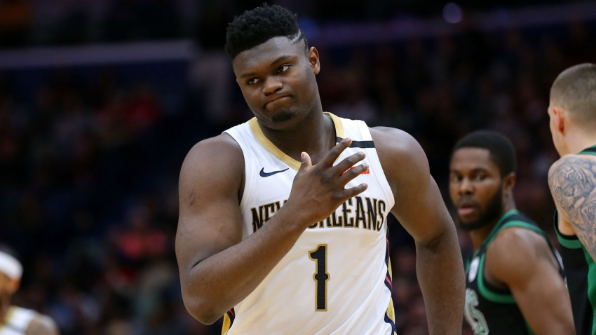 Zion Williamson still learning a month into NBA career but already getting 'vet calls'