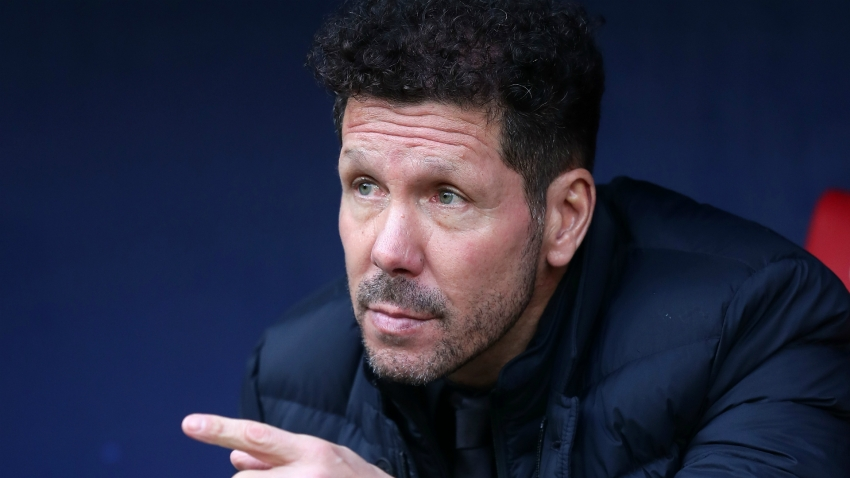 Words mean nothing – Simeone vows to win back support through Atletico Madrid results