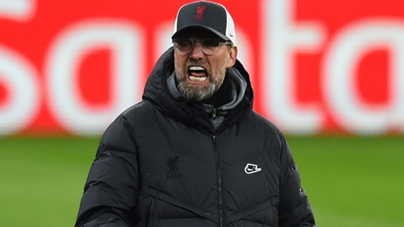 Liverpool don't need a 'massive rebuild', says Klopp