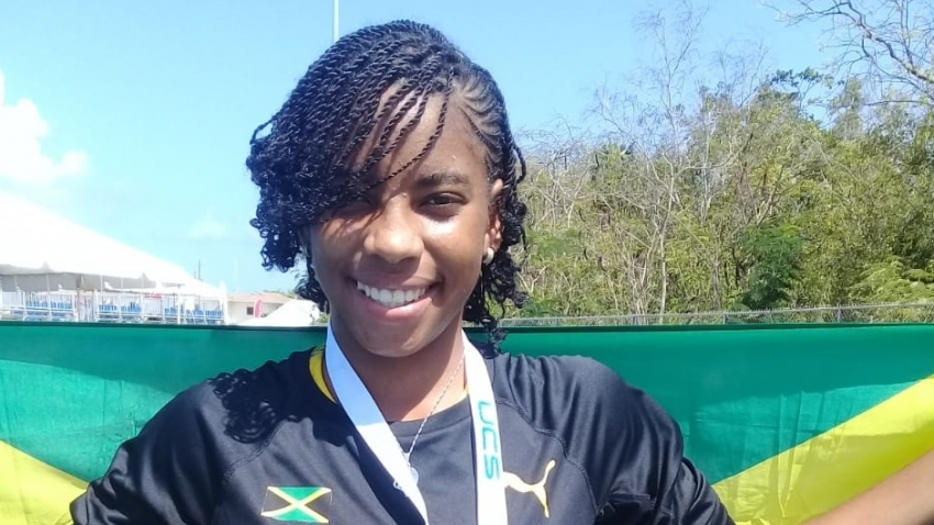 Jamaica cop three gold, two silver medals on opening morning