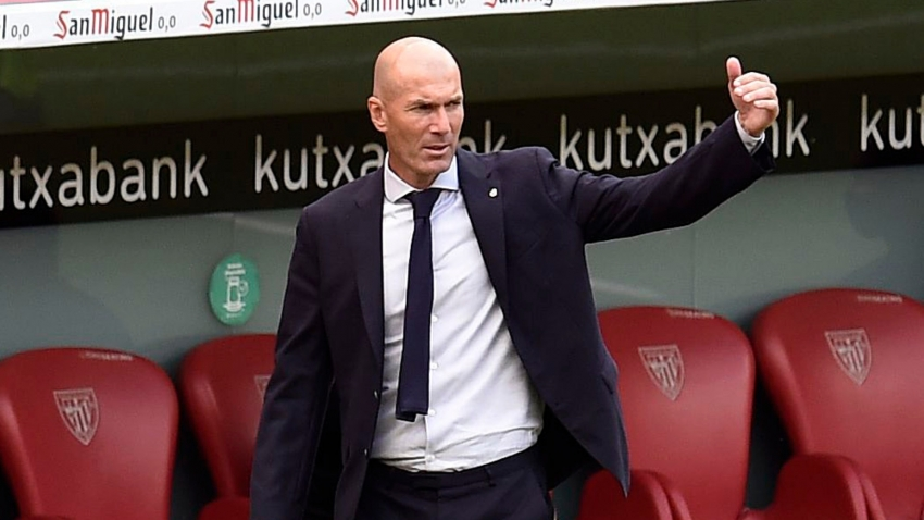 Madrid players deserve respect - Zidane 'tired' of VAR controversy