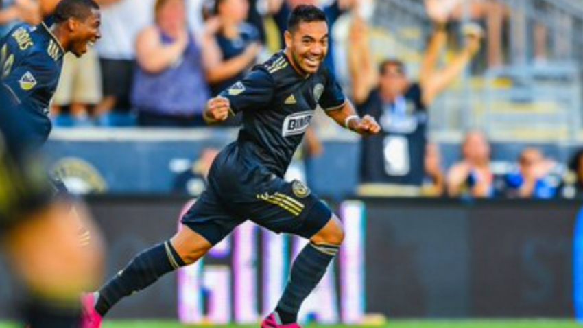 MLS Review: Union extinguish Fire to stay top, Earthquakes extend streak