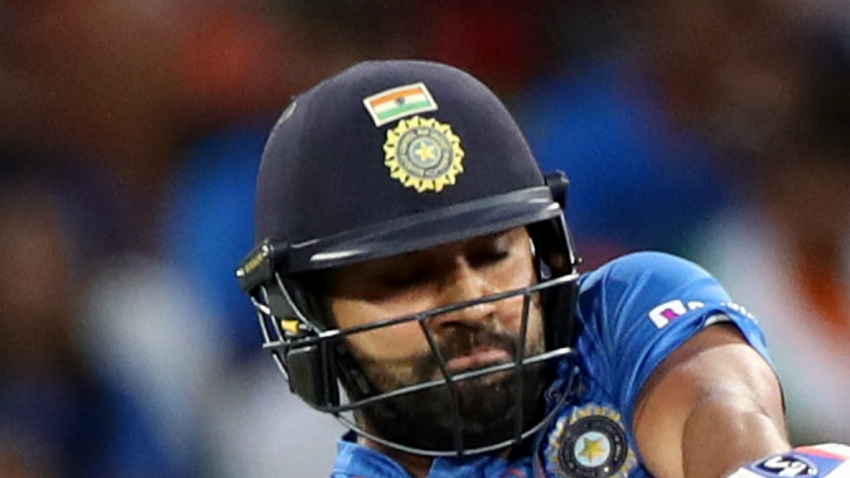 Rapid Rohit helps Mumbai down Knight Riders