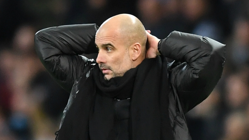 Man City's Premier League title race run? – Guardiola suffers worst 16-game points tally