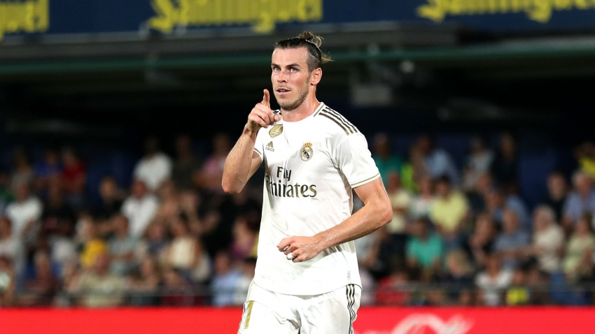 Bale named in Real Madrid squad after Wales banner controversy