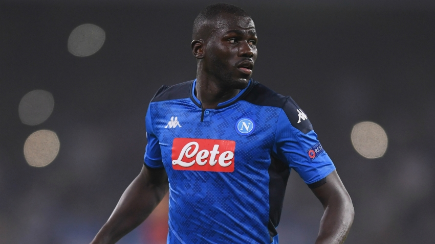 De Laurentiis: I'll have to sell Koulibaly one day