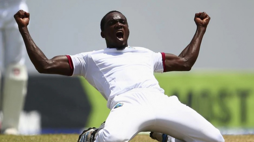 White-hot Jerome Taylor, 12 wickets in four matches